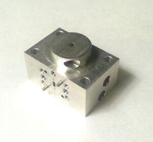 Waveguide Custom Made 3 4 Head Diameter And 1 X 1 5 Base 1 Tall 60 90 Ghz