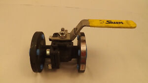Sharpe Fire Safe Ball Valve Flanged 150 1 Fs5 New Manual