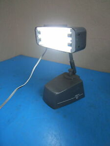 Bausch And Lomb Articulated And Swiveled Optician s Lamp Cat 31 33 36