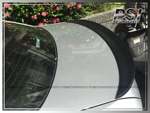 Bmw E90 3 series P Style Trunk Spoiler 325i 328i 335i Choose Your Color