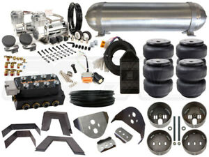 Complete Air Suspension Kit 1988 1998 Gm Chevy C K Silverado Level 3 3 8