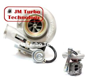 Hx40w Super Drag Diesel Turbo Charger T3 Flange For Cummins Hx40 Dodge Ram 8 3