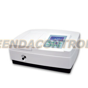 Uv vis Ultraviolet Visible Spectrophotometer Photometer 190 1000nm 1nm 4nm Lcd