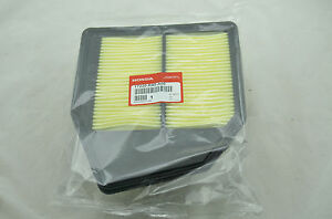 Oem Honda Accord 4cyl 2 4l Air Filter Cleaner 17220 R40 A00 Genuine Crosstour