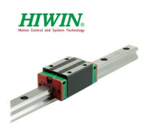 New Hiwin Hgh15cazac Square Block Linear Guides Hgh15 Series Up To 4000mm Long