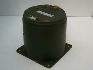 General Electric 5 5amps Instrument Transformer 750x01g