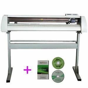 Brand New Cutting Plotter Vinyl Cutter Gjd 1360 Artcut 2009 Software Best