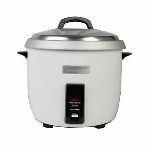30 Cup Commercial Rice Cooker And Warmer Tsej50000 9
