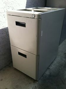 Pre owned Stackable File Cabinet 2two 12 Drawer Heavy Steel Constructed