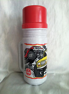 Collectible Vintage Winchell's Donut House/Coca-Cola 48 Ounce Insulated Bottle