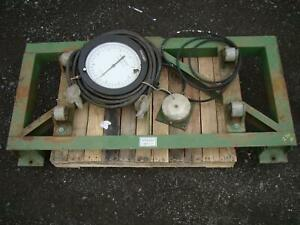 Chlor scale Hydraulic Load Cell Scale 12d40a