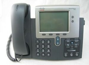 Cisco Cp 7942g Unified Ip Phone Fast Shipping 10 In Stock