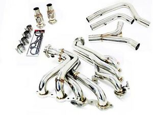 Obx Catted Header For 00 02 Camaro Firebird Trans am Ls1 5 7l F body