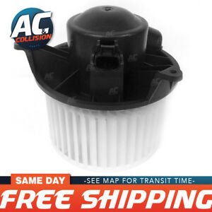 700101 Cvb013 Ac Heater Blower Motor For Avalanche Silverado Gmc Sierra