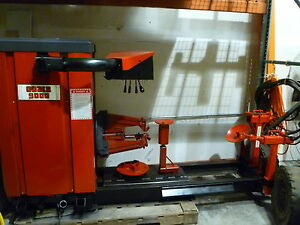 Coats 9000 Tire Changer Machine