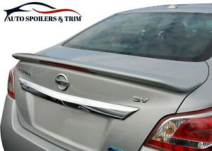 Painted Factory Style Spoiler Fits The 2013 2015 Nissan Altima Sedan