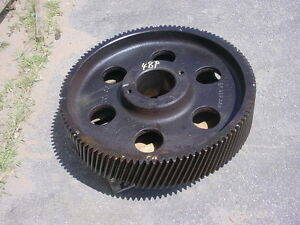 Used Oilwell 348p Crankshaft Gear 110 Tooth