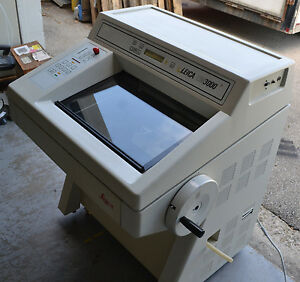 Leica Cm3000 Cryocut Microtome Heavy Duty Research Cryostat System