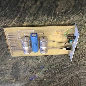 Raven Electronic Power Supply 1410 0201 Military 41028 48 Volt Circuit Board