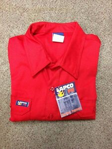 Lapco Flame Retardant 7oz Welding Shirt medium