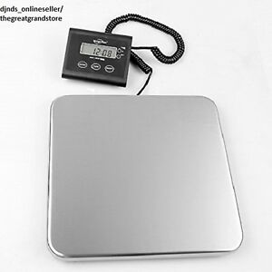 330lb Industrial Postal Scale Postage Electronic Package Shipping Weigh Ups Usps