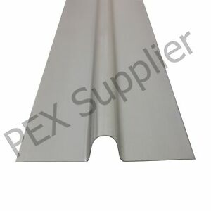 100 Piece 4 Ft Aluminum Heat Transfer Plates Compatible With 1 2 Pex