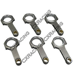 Cxracing H beam Connecting Rods For Porsche 911 2 4 2 7l 72 77 Air cooled Engine