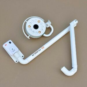 Medical Wall Mount Type Shadowless Led Media Lamp Mobile Minor Surgery Light