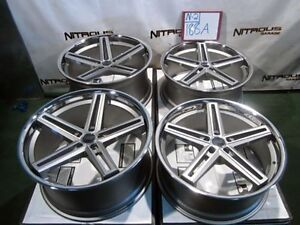 22 Bmw 740 750 760 Concave Concept One Cs 55 Cs55 Staggered Wheels W188f