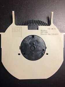 Genuine Ibm Wheelwriter modern Printwheel 1353517