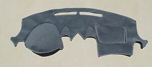 2000 2005 Toyota Celica Dash Cover Mat Dashboard Pad Charcoal Gray Grey