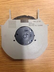 Genuine Ibm Wheelwriter elite 12p Printwheel 1353861