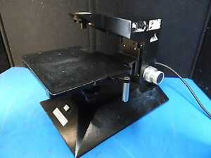 Scientific Instrument Company Microscope Base Chassis Bare