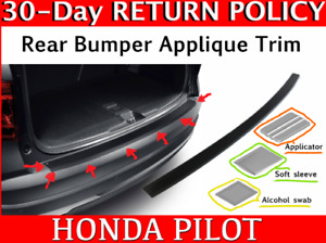 Genuine Oem Honda Pilot Rear Bumper Applique 2016 2019 08p48 Tg7 101