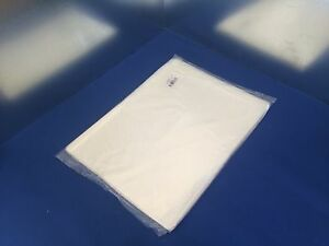 12x12 To 22x36 Ldpe Tuf r 1mil Lay Flat Fda Clear Open Top End Plastic Poly Bags