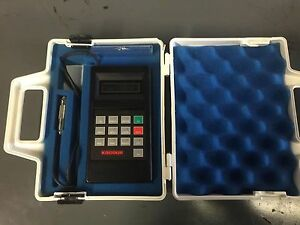 Kocour Electronic Thickness Tester Model H 10 2