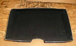 1967 1968 Camaro Glove Box Liner Insert Without A C Non Air Felt Lined