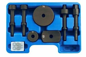 Laser 5359 Vibro Air Chisel Hammer Adaptor Set Remove Rust With Vibration