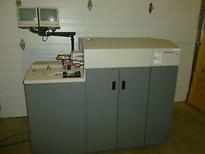 Mds Sciex Qstar Xl Ms ms System Spectrometer Rev D