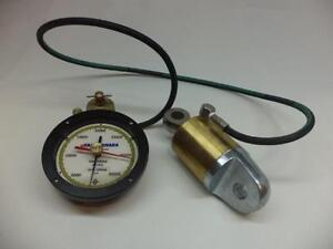New Farr Canada Hydraulic Tong Line Pull Gauge 35000 Ft lbs Sm40 36 t
