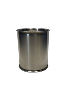 1 5 Gallon Stainless Steel Closed Top Barrel Drum 1mm Thick New