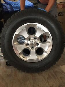 Jeep Wheels And Tires With Logo