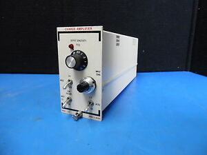 Unholtz dickie Charge Amplifier Model 122p Sn 11214