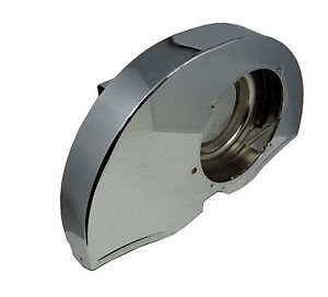 Vw Air cooled Type 1 Doghouse Style Fan Shroud Chrome No Air ducts
