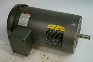Baldor Reliancer Electric Motor 2hp 230 460v 5 2 5amps Ph3 35q791s811g1