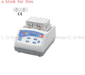 High Quality Tms 300 Turbo Thermo Shaker Incubator 5 100 Degree 300 1700rpm