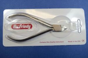Dental Pliers Orthodontic Niti Three Jaw 678 322 Hu Friedy