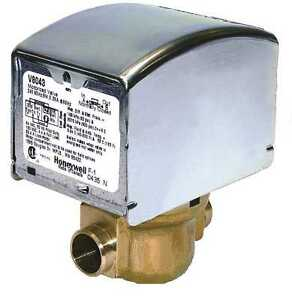 Honeywell V8043e1012 Honeywell Motorized Zone Valve With 3 5 Cv Capacity 3 4 i