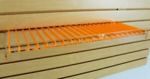 Slat Wall Shelf For 30 Ml E liquid e juice Bottles essential Oils