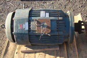 U s Electrical Motors 60hp 3ph 460v J1730054